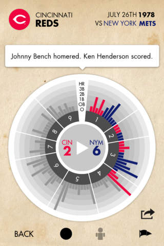 Topps Pennant Baseball screenshot 1