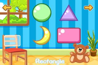 Landee Kids: Learning Shapes screenshot 1