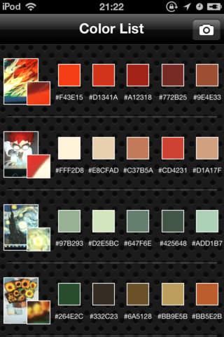 Color Scanner - náhled