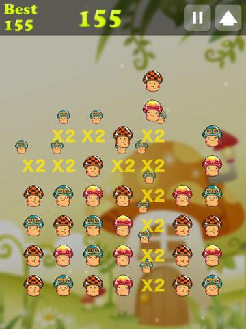 Mushroom Swiping screenshot 9