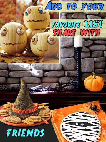 Halloween Decorating Ideas Pro for iPhone5/iPhone4S/iPad screenshot 9