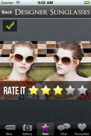 Designer Sunglasses screenshot 2
