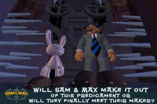 Sam & Max Beyond Time and Space Ep 3 screenshot 5