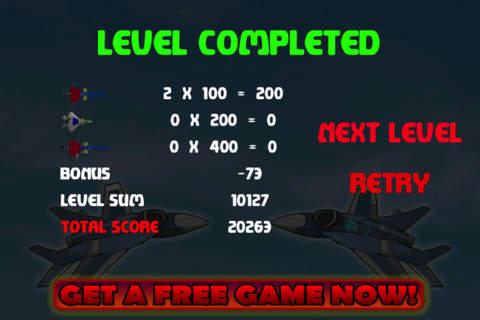 Air Combat Jet Fighter Pilot - Pixel Top Shooter C - náhled