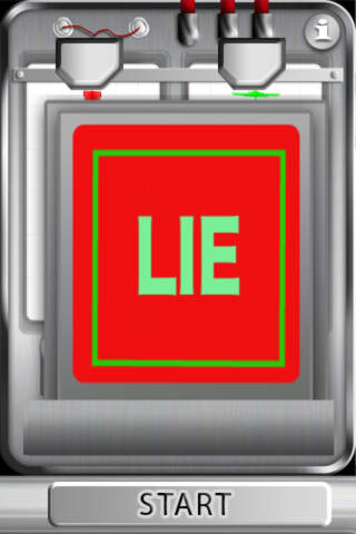 Lie Detector Machine Lite screenshot 5