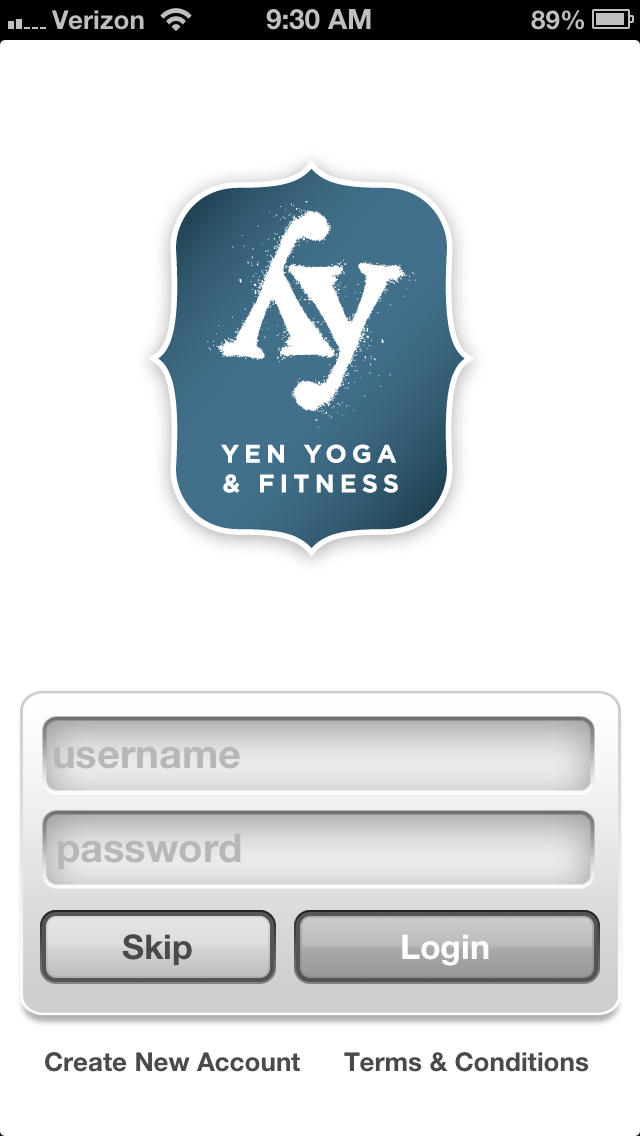 Yen Yoga & Fitness screenshot #2