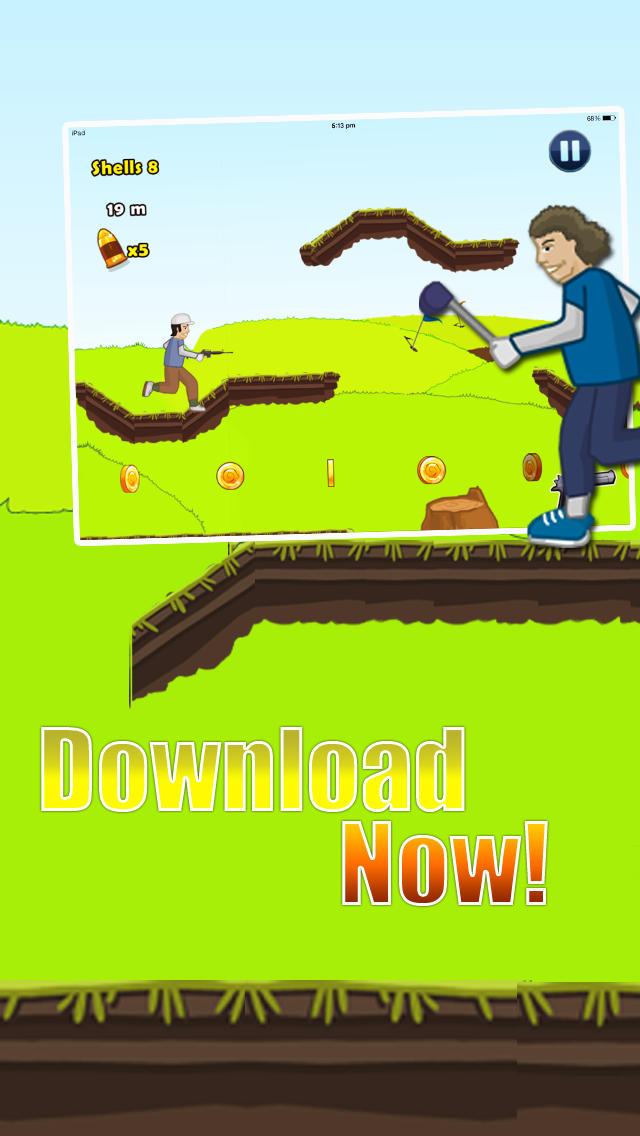 Crazy Golfer - Rampage on the Green screenshot 5