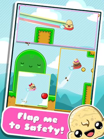 Ice Cream Flap screenshot #3