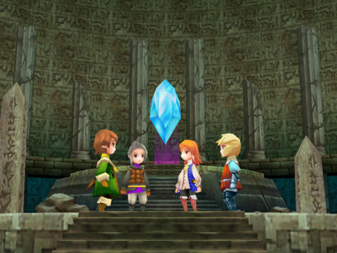 FINAL FANTASY III for iPad screenshot 4