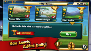 Fairway Solitaire by Big Fish (Full) screenshot 5
