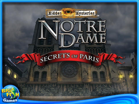 Notre Dame - Secrets of Paris: Hidden Mysteries HD (Full) screenshot 1