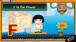 Alphabets Machine - Play and Learn HD screenshot 3