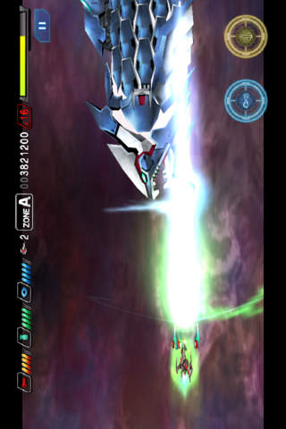 DARIUSBURST SP screenshot 2