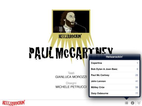 Hellzarockin' screenshot 7