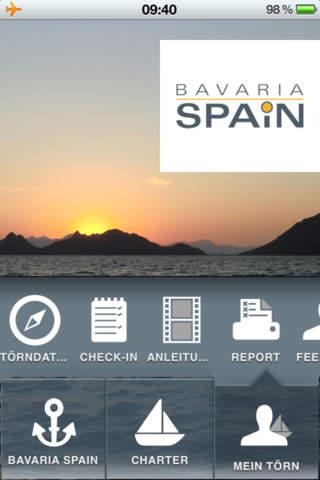 Bavaria Spain Yacht Charter App für iPad und iPhon - náhled