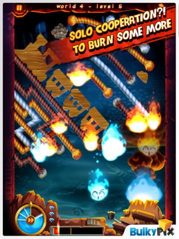 Burn it All - Journey to the Sun screenshot #4