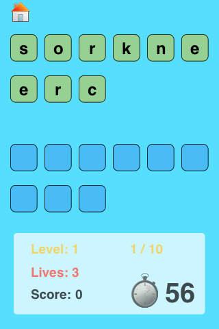 Find Words screenshot 3