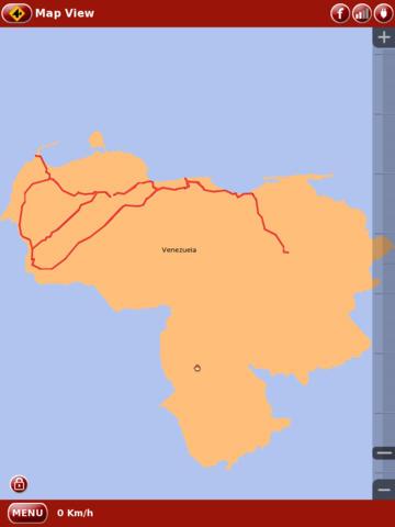 Nav4D Venezuela @ LOW COST screenshot 6