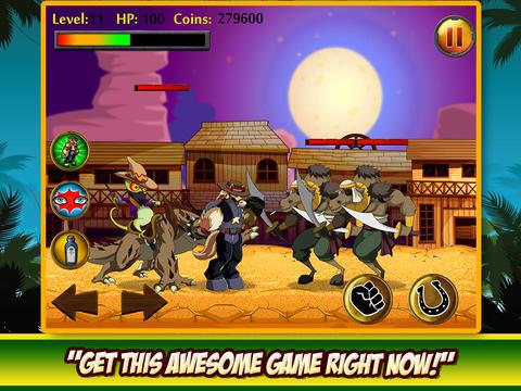 Horse Fighter - Pre New York 8000 BC Battle of Beasts screenshot 6