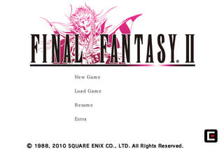 FINAL FANTASY II screenshot 1