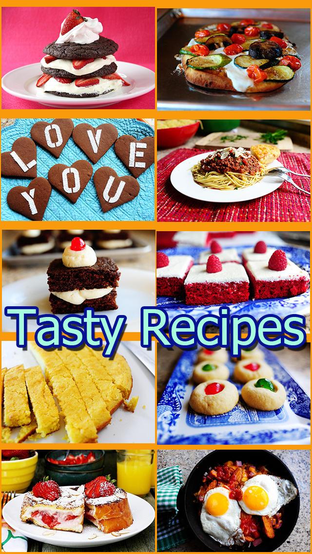 Cookbook Recipes Pro screenshot 1
