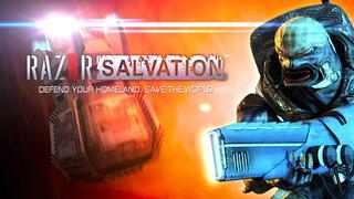 Razor: Salvation screenshot 1