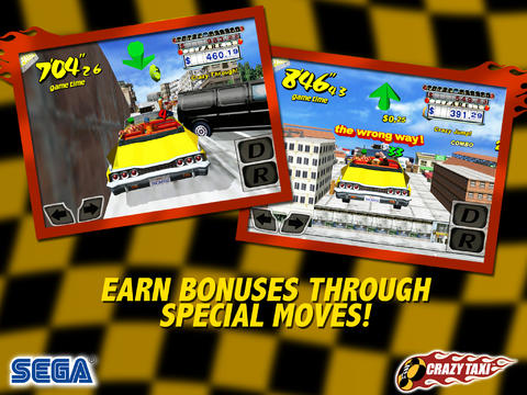 Crazy Taxi Classic screenshot 9