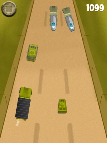iWar Race - Tank Edition screenshot 6