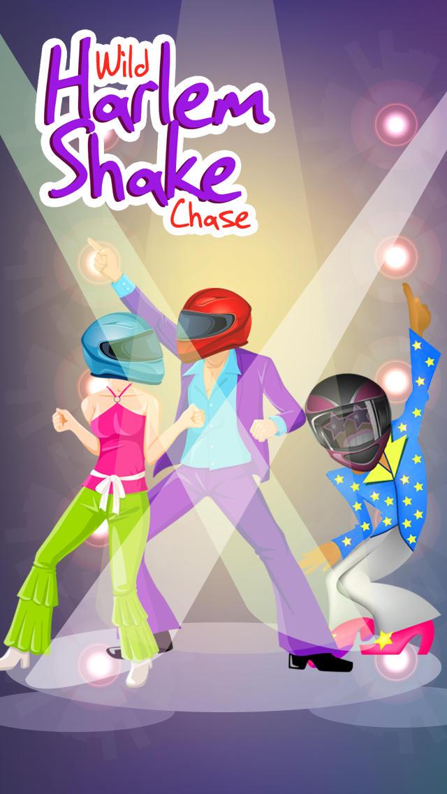 Wild Harlem Shake Chase screenshot 1