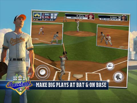 R.B.I. Baseball 14 screenshot 9