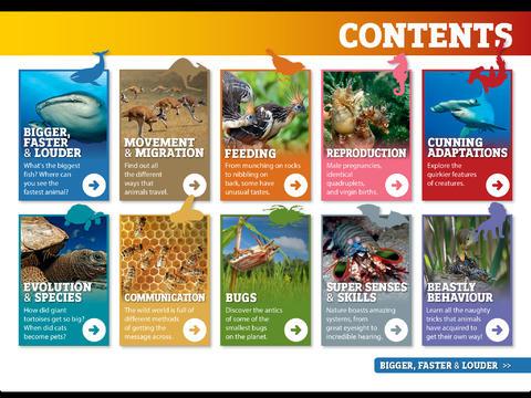 BBC Wildlife Bumper Book of Answers screenshot 2