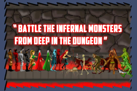 Pixel Warriors - The 8 bits epic heroes quest - Fr - náhled