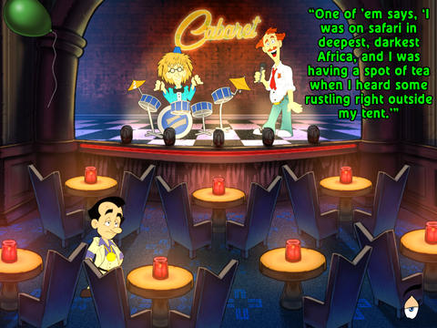 Leisure Suit Larry: Reloaded screenshot #4