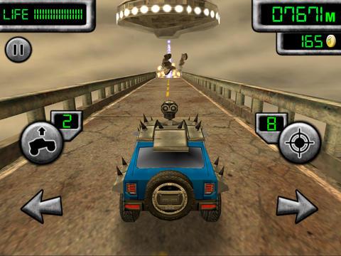 The Last Driver screenshot 9