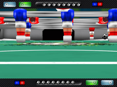 Classic Match Foosball screenshot #4