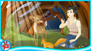 Snow White: Interactive Animation Cartoon Book screenshot 2