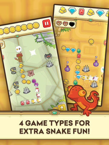 The Great Tales (Snake Game) screenshot 7