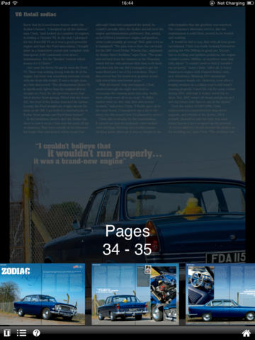 Retro Ford screenshot 3