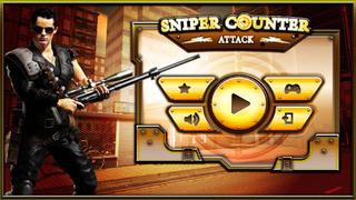 Sniper Counter Attack Pro screenshot 1