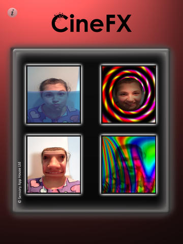 Sensory CineFx -  Fun Effects screenshot 6