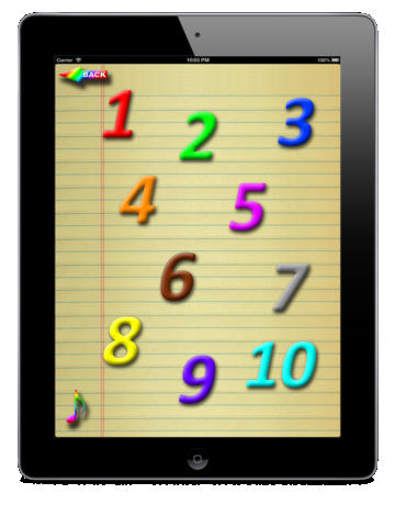 Toddler Learning Lite - náhled