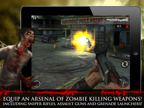 Contract Killer: Zombies screenshot 9