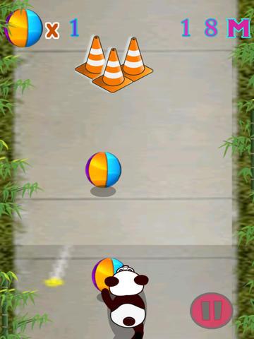A Baby Panda Adventure Run : Free Fun Running Game - náhled