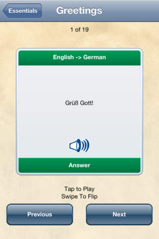 German Travel Talk - Speak & Learn Now! screenshot 3
