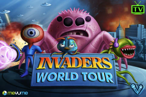 Invaders World Tour : Classic - náhled