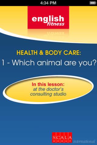 English Fitness - Intermediate 3 - náhled