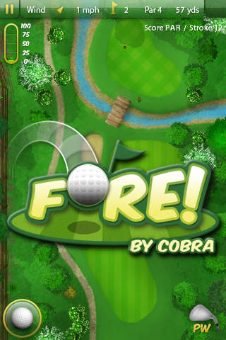 Fore by Cobra Mobile screenshot #1