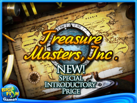 Treasure Masters, Inc. HD screenshot 1