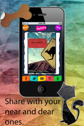 iStickers Lite screenshot 5
