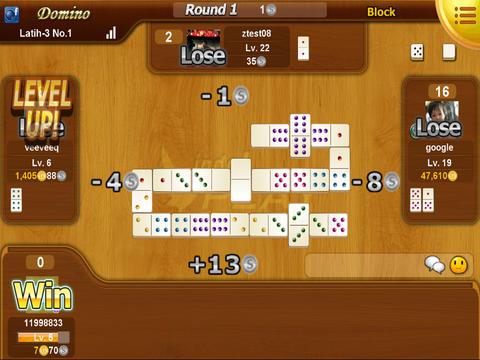 Mango Domino screenshot 8